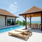 Phuket,  le sud de l'ile à la cote.