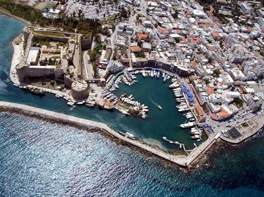 Ariel Harbour