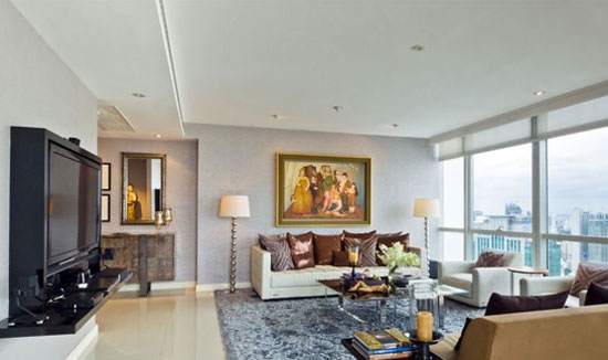 high end condo Bangkok