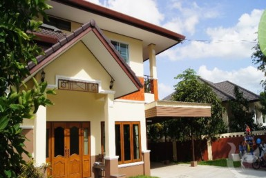 6871 - 4 bdr Villa for sale in Chiang Mai - San Sai
