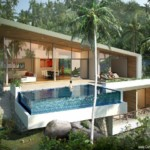 6803 - 3 bdr Villa for sale in Samui - Lamai