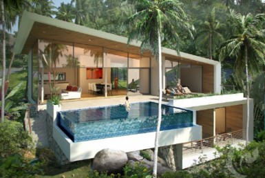 6803 - 3 bdr Villa for sale in Samui - Lamai