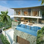 6781 - 4 bdr Villa for sale in Samui - Choengmon