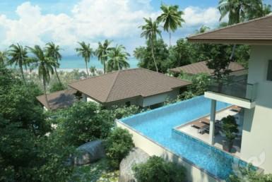 6730 - 5 bdr Villa Samui - Bang Po