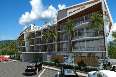 6460 - 0 bdr Condominium Samui - Plai Laem