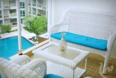 5095 - 2 bdr Condominium for rent in Hua Hin - Khao Takiap