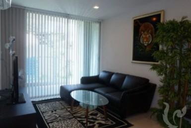 4858 - 1 bdr Condominium for rent in Pattaya - Pratumnak