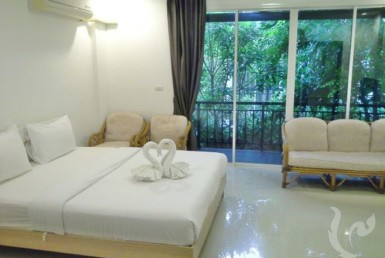 4819 - 1 bdr Serviced_Apartment for rent in Hua Hin - Center