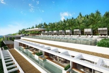 6424 - 1 bdr Condominium for sale in Samui - Chaweng