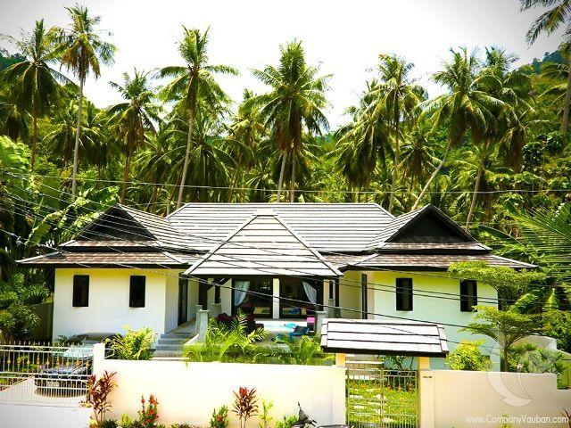 6188 - 3 bdr Villa for sale in Samui - Lamai