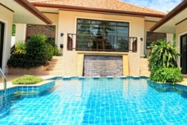 5228 - 3 bdr Villa for sale in Samui - Bangrak