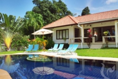 5223 - 3 bdr Villa for sale in Samui - Bangrak