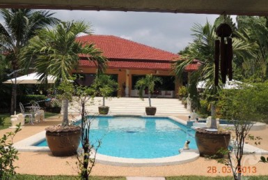 5007 - 6 bdr Villa for sale in Samui - Bophut