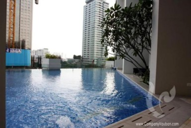 541 - 2 bdr Apartment for rent in Bangkok - Sathorn