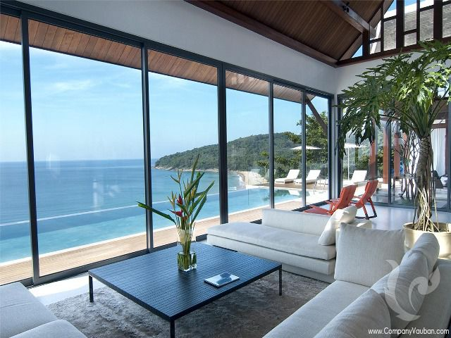 4321 - 4 bdr Villa for sale in Phuket - Nayang
