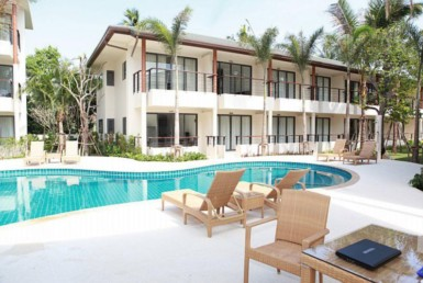 4060 - 2 bdr Apartment for sale in Samui - Plai Laem