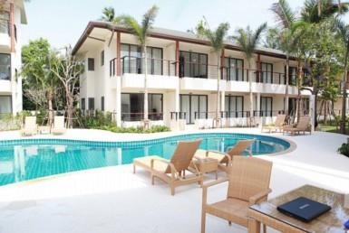 4058 - 1 bdr Apartment for sale in Samui - Plai Laem
