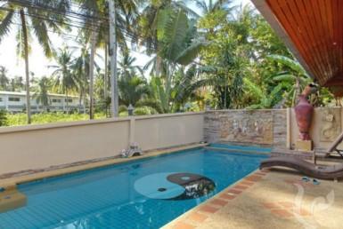7718 - 2 bdr Villa for sale in Samui - Lamai