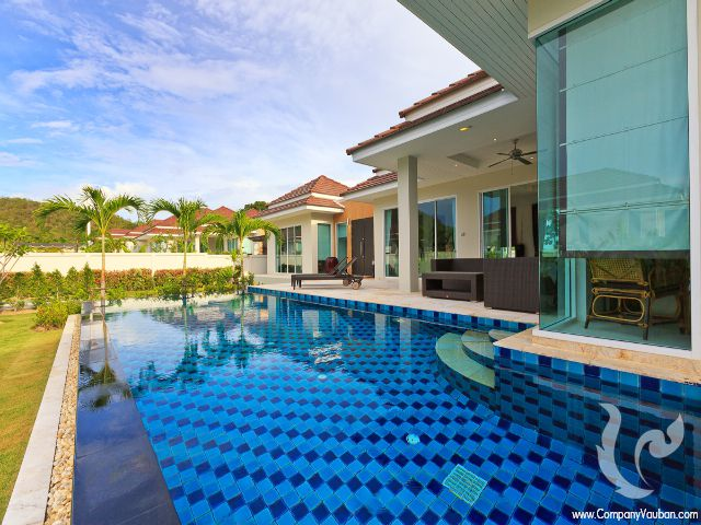13794 - 3 bdr Villa for sale in Hua Hin