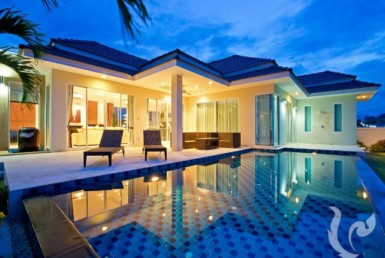 13792 - 3 bdr Villa for sale in Hua Hin - Mountain