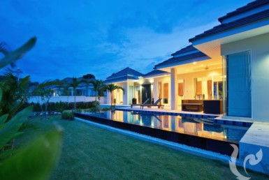 13008 - 3 bdr Villa for sale in Hua Hin - Mountain