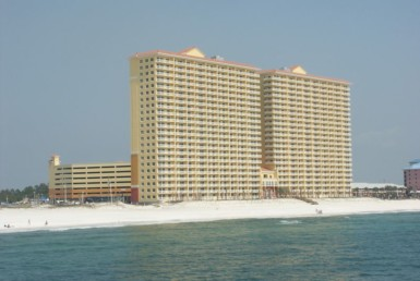 Vacation Rental - Calypso Resort and Towers Unit 2-2205