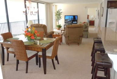 Vacation Rental - Seachase Condominiums Unit W404