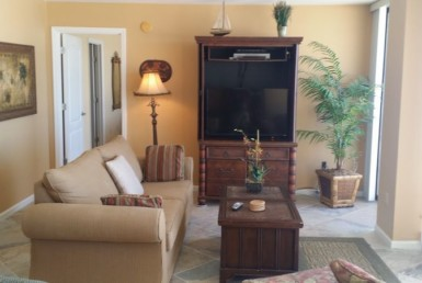 Vacation Rental - Seachase Condominiums Unit W101