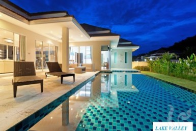 13846 - 3 bdr Villa for sale in Hua Hin - Mountain