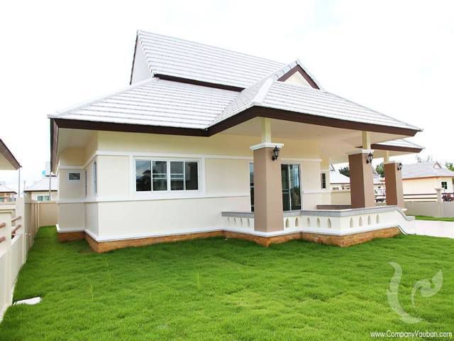 5096 - 3 bdr Villa for sale in Hua Hin - Floating Market