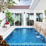 3523 - 2 bdr pool villa for sale in Hua Hin - Khao Tao