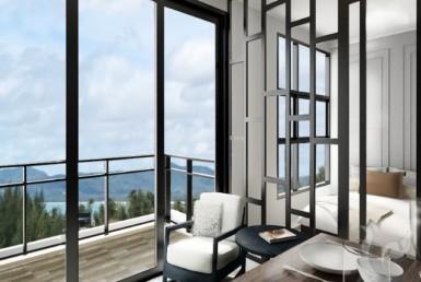 13866 - 1 bdr Condominium for sale in Phuket - Surin