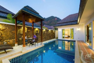 12589 - 3 bdr Villa for sale in Phuket - Kamala