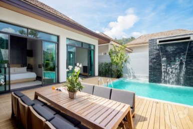 4317 - 3 bdr Villa for sale in Phuket - Kamala