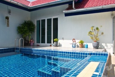 13958 - 2 bdr Villa for sale in Pattaya - Jomtien