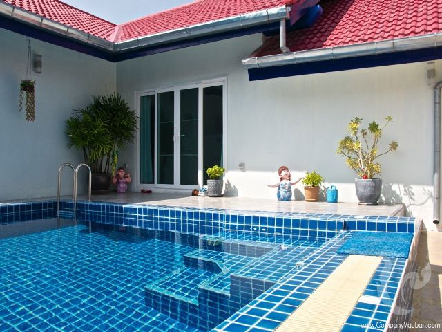 13958 - 2 bdr Villa for sale in Pattaya - Jomtien