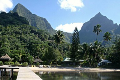 Hotel for sale in Moorea - French polynesia