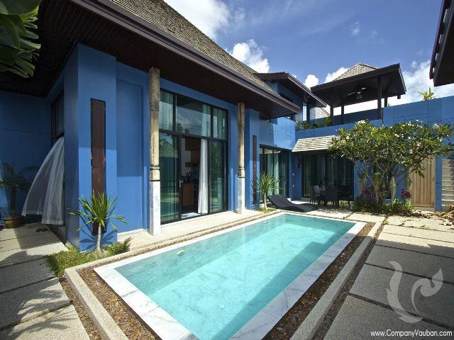 14027 - 4 bdr Villa for sale in Phuket - Bang Tao