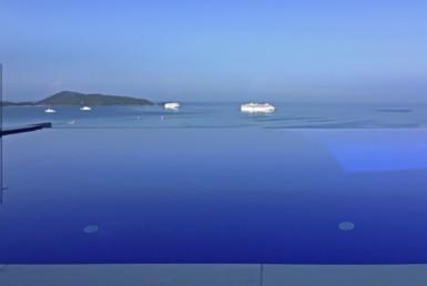 Patong Bay view pool villa
