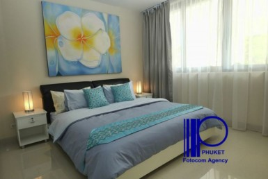 Sea view condominium for sale in Surin Beach