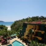 Panoramic sea view condominium