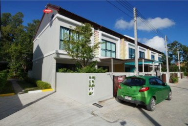 Townhouse for sale in Chalong