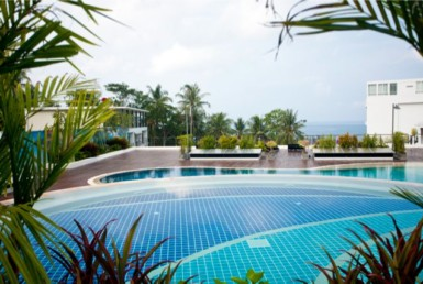 Affordable apartments in Karon Beach