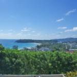 Ocean view apartment in Kata