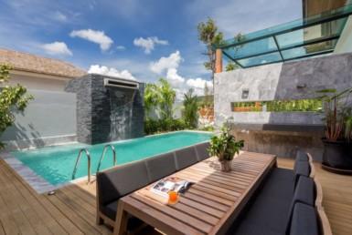 Affordable villas in Kamala Beach