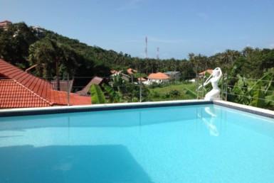 Quiet villa near the beach in Koh Samui