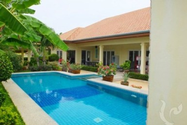 14077 - 3 bdr Villa for sale in Hua Hin - Mountain