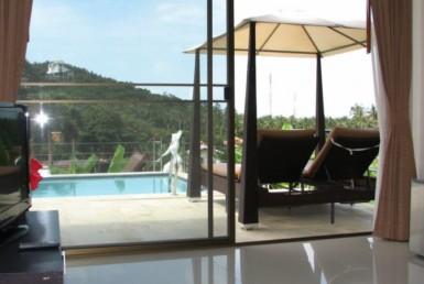 Quiet villa for sale near the beach in Koh Samui