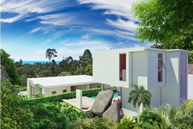 12677 - 3 bdr Villa for sale in Samui