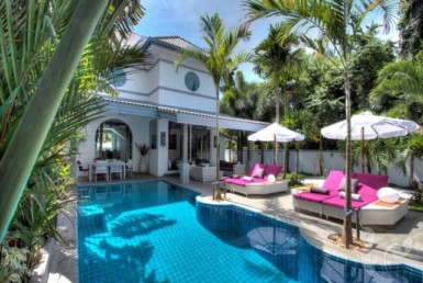 14260 - 3 bdr Villa for sale in Phuket - Naiharn